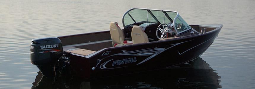 купить лодку finval ranger 510